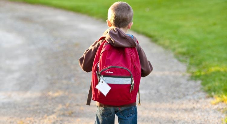 Zaino per scuola elementare