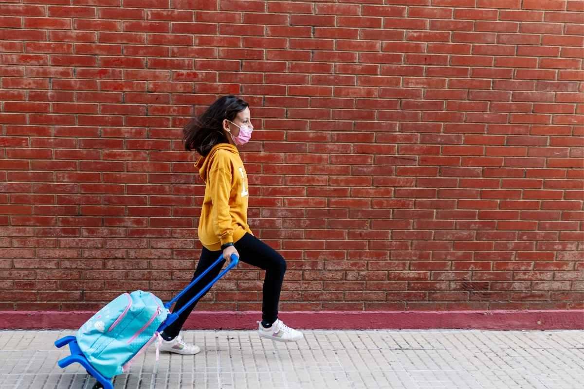 Zaini trolley per le elementari